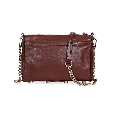 mini mac crossbag brown